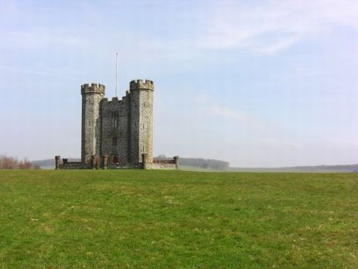 Hiorne's Tower - an Arundel Folly