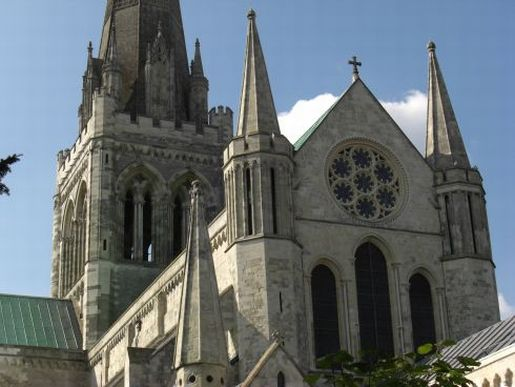 Chichester Cathedral in West Sussex