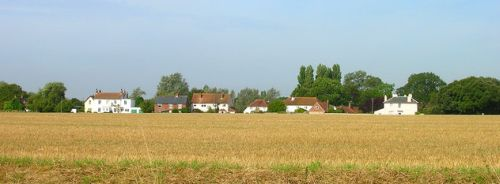 picture of the village of Aldingbourne in West Sussex