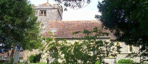 picture of St Margaret's Church, Angmering