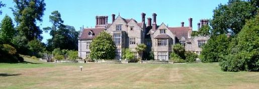 picture of the Borde Hill House, Sussex