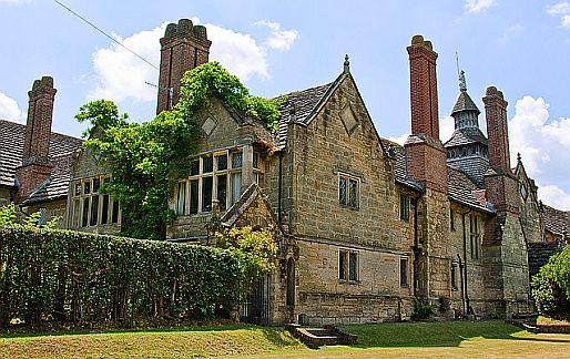 Picture of Sackville College, East Grinstead