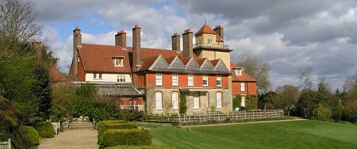 picture of the Standen House in Sussex