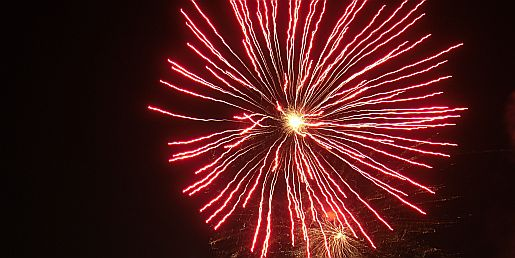 Picture of sussex firework displays